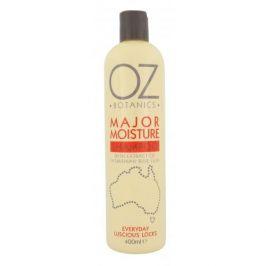 Xpel OZ Botanics Major Moisture 400 ml šampon pro hydrataci vlasů pro ženy