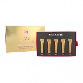 Dermacol Make-Up Cover SPF30 25 ml dárková kazeta dárková sada pro ženy makeup 5x 5 ml
