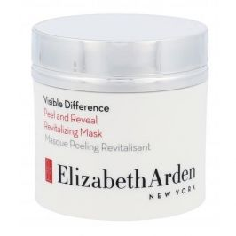 Elizabeth Arden Visible Difference Peel And Reveal 50 ml exfoliační a revitalizující pleťová maska pro ženy