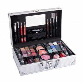 2K Fabulous Beauty Train Case 66,9 g dárková kazeta dárková sada pro ženy Complete Makeup Palette