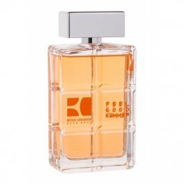 HUGO BOSS Boss Orange Man Feel Good Summer 100 ml toaletní voda pro muže