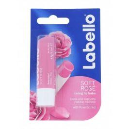 Labello Soft Rose 5,5 ml balzám na rty pro ženy