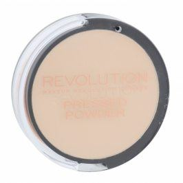Makeup Revolution London Pressed Powder 7,5 g pudr pro ženy Translucent