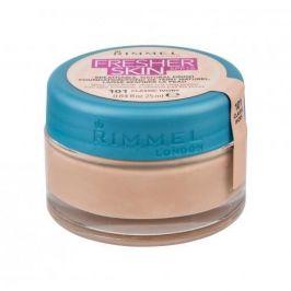 Rimmel London Fresher Skin SPF15 25 ml makeup pro ženy 101 Classic Ivory
