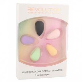 Makeup Revolution London Pro Colour Mini 5 ks aplikátor pro dokonalý makeup pro ženy