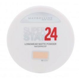 Maybelline Superstay 24h 9 g voděodolný pudr pro ženy 10 Ivory