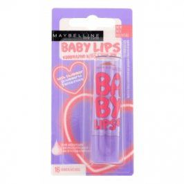 Maybelline Baby Lips Valentine Kiss Balm 4,4 g balzám na rty pro ženy 16 Chocolate Kiss