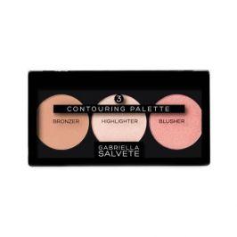 Gabriella Salvete Contouring Palette 15 g paletka pro konturování obličeje pro ženy