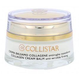 Collistar Pure Actives Collagen Cream Balm 50 ml denní pleťový krém proti vráskám pro ženy
