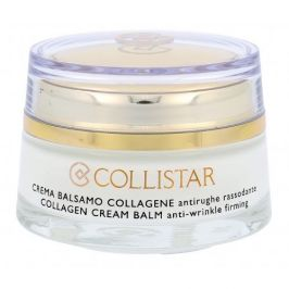 Collistar Pure Actives Collagen Cream Balm 50 ml protivráskový pleťový krém pro ženy