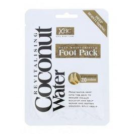 Xpel Coconut Water Deep Moisturising Foot Pack 1 ks hydratační maska na chodidla pro ženy