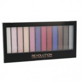 Makeup Revolution London Redemption Palette Unicorns Are Real 14 g paletka 12 očních stínů pro ženy