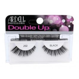 Ardell Double Up 202 1 ks nalepovací řasy pro dramatický pohled pro ženy Black