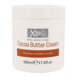 Xpel Body Care Cocoa Butter 500 ml hydratační tělový krém pro ženy