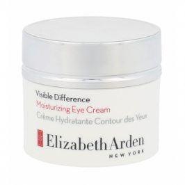 Elizabeth Arden Visible Difference Moisturizing 15 ml oční krém pro ženy