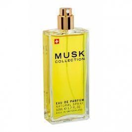 MUSK Collection Musk Collection Black 50 ml parfémovaná voda tester pro ženy