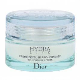 Christian Dior Hydra Life Pro Youth Silk Cream 50 ml denní pleťový krém proti vráskám pro ženy
