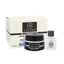 Collistar Men Energizing Cream-Gel 50 ml dárková kazeta dárková sada pro muže Men Energizing Cream-Gel 50 ml + After-Shave Balm Sensitive Skin 15 ml
