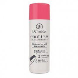 Dermacol Odorless 120 ml odlakovač nehtů pro ženy