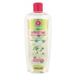Dermacol Sensitive 400 ml čisticí micelární voda pro citlivou pleť pro ženy