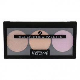 Gabriella Salvete Highlighting Palette 15 g rozjasňovač pro ženy
