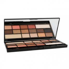Makeup Revolution London I Heart Makeup Chocolate Vice Palette 22 g oční stín pro ženy