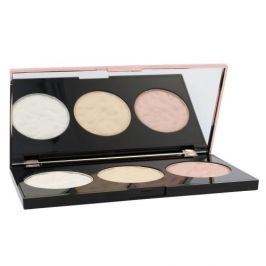 Makeup Revolution London Strobe Lighting Palette 11,5 g paletka 3 rozjasňovačů pro ženy