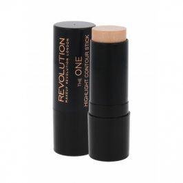 Makeup Revolution London The One Highlight Stick 12 g rozjasňovač pro ženy
