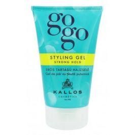 Kallos Cosmetics Gogo 125 ml gel na vlasy pro silné zpevnění pro ženy