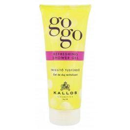 Kallos Cosmetics Gogo Refreshing 200 ml osvěžující sprchový gel pro ženy