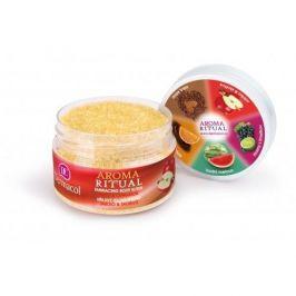 Dermacol Aroma Ritual Apple & Cinnamon 200 g tělový peeling pro ženy
