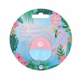 2K Animal Lip Balm Flamingo 11 g balzám na rty pro ženy Cherry