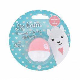 2K Animal Lip Balm Lama 11 g balzám na rty pro ženy Cotton Candy
