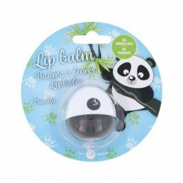 2K Animal Lip Balm Panda 11 g balzám na rty pro ženy Vanilla