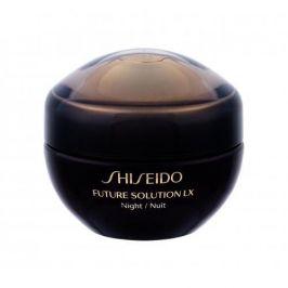 Shiseido Future Solution LX 50 ml noční pleťový krém proti vráskám pro ženy