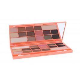 Makeup Revolution London I Heart Makeup I Heart Chocolate And Peaches 22 g oční stín pro ženy