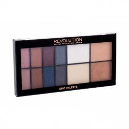 Makeup Revolution London Epic Nights Palette 20,5 g oční stín pro ženy