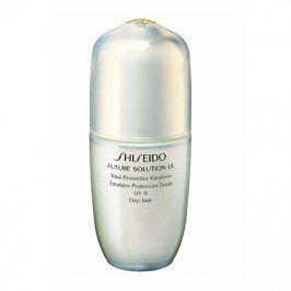 Shiseido Future Solution LX Total Protective Emulsion SPF15 75 ml pleťové sérum poškozená krabička proti vráskám pro ženy