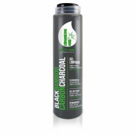 Diet Esthetic Black Bamboo Carbon Charcoal 200 ml čisticí gel pro ženy
