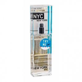 The Scent of Departure New York NYC 50 ml toaletní voda tester unisex