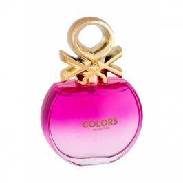 Benetton Colors de Benetton Pink 80 ml toaletní voda pro ženy