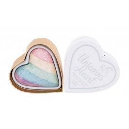 Makeup Revolution London I Heart Revolution Triple Baked Highlighter 10 g zapečený rozjasňovač pro ženy Unicorns Heart