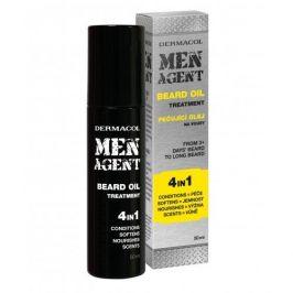 Dermacol Men Agent Beard Oil 4in1 50 ml olej na vousy pro muže