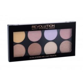 Makeup Revolution London Ultra Strobe And Light Palette 11,5 g paletka rozjasňovačů pro ženy