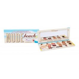 TheBalm Nude Beach Eyeshadow Palette 9,6 g oční stín pro ženy