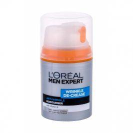 L´Oréal Paris Men Expert Wrinkle De-Crease 50 ml denní pleťový krém proti vráskám pro muže