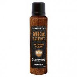 Dermacol Men Agent Extreme Clean 150 ml deodorant bez hliníkových solí pro muže