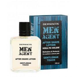 Dermacol Men Agent Gentleman Touch 100 ml voda po holení pro muže