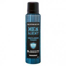 Dermacol Men Agent Gentleman Touch 150 ml deodorant bez hliníkových solí pro muže