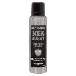 Dermacol Men Agent Intensive Charm 150 ml deodorant bez hliníkových solí pro muže